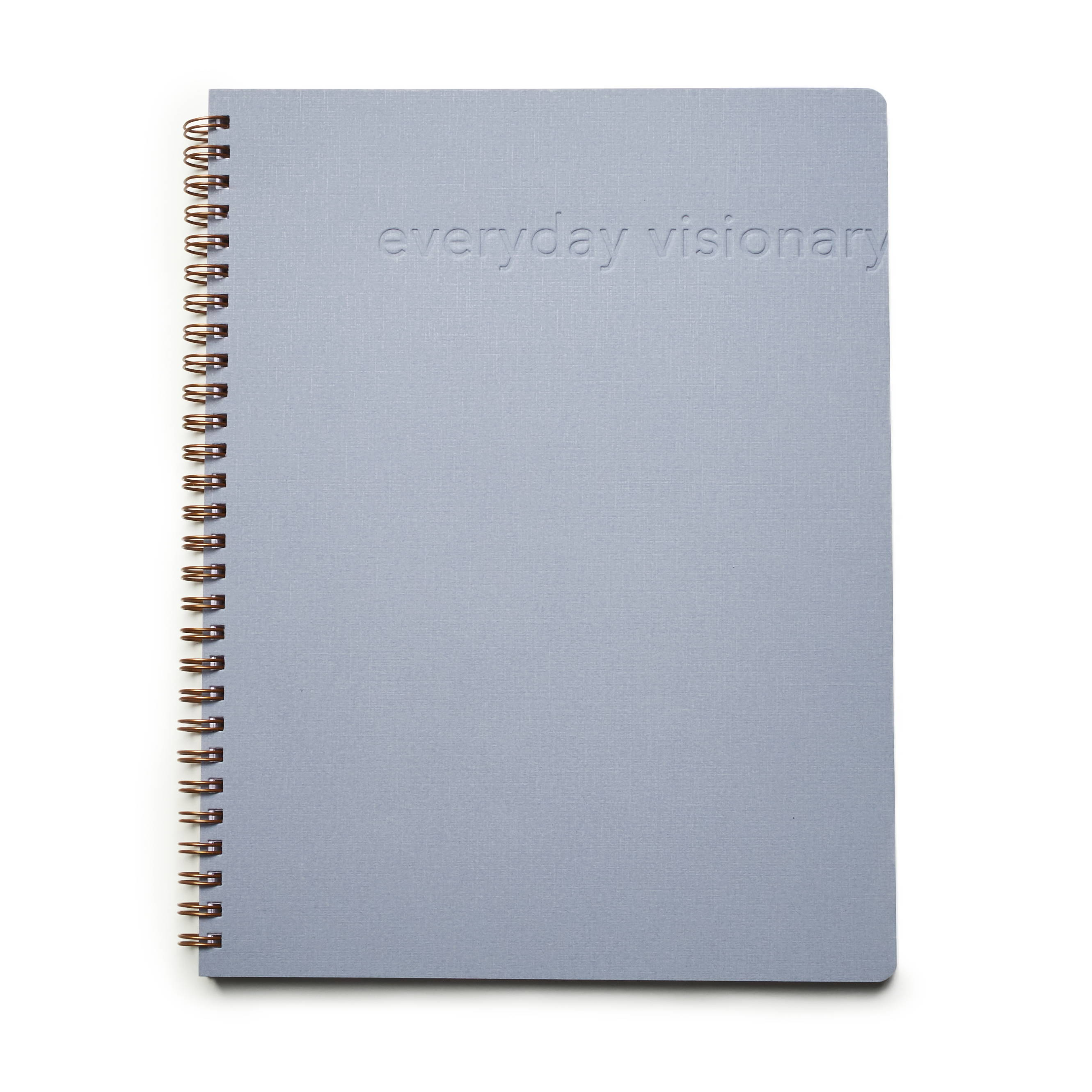 Everyday Visionary Grey Planner