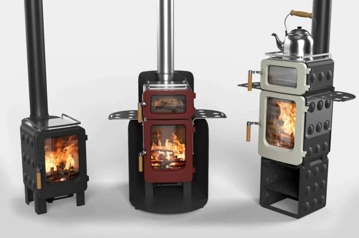 Ekol Applepie small stoves