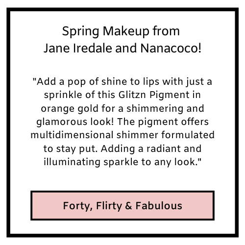 Spring Makeup From Jane Iredale and Nanacoco!