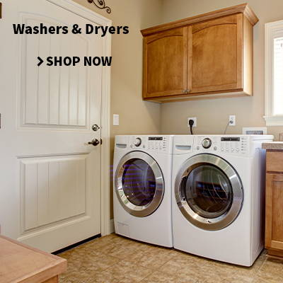 Washers & Dryers, scratch and dent washer, scratch and dent dryer, gas dryer, electric dryer