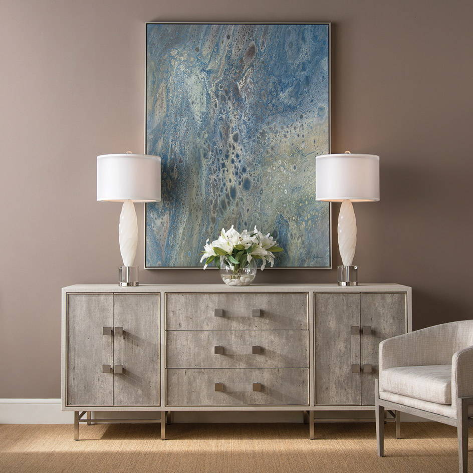 John-Richard Console Table Display - Luxury Furniture - LuxDeco.com