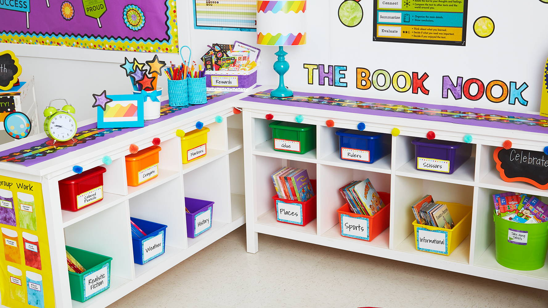 Celebrate Learning Book Nook