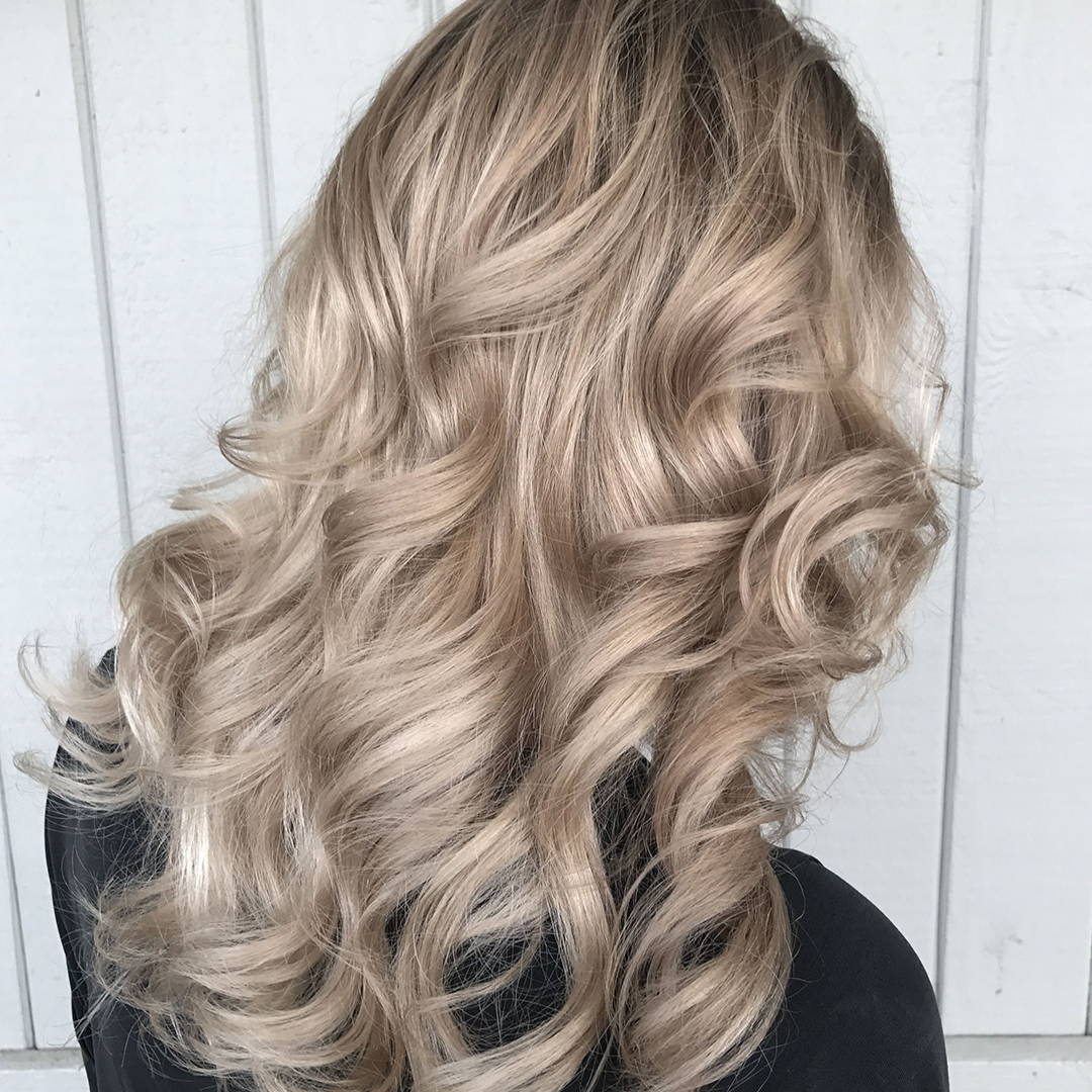 Hidden Crown in Lightest Beige Blonde