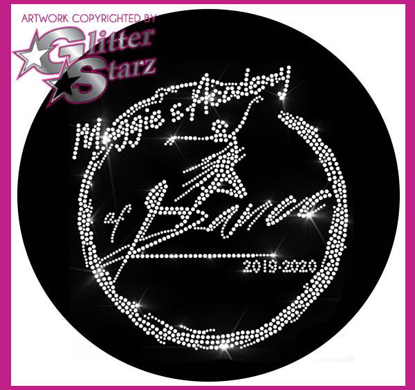 Glitterstarz webstore fundraiser Maggie's Academy of Dance
