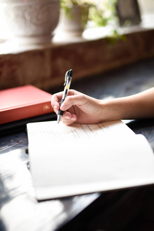 Writing & Journaling