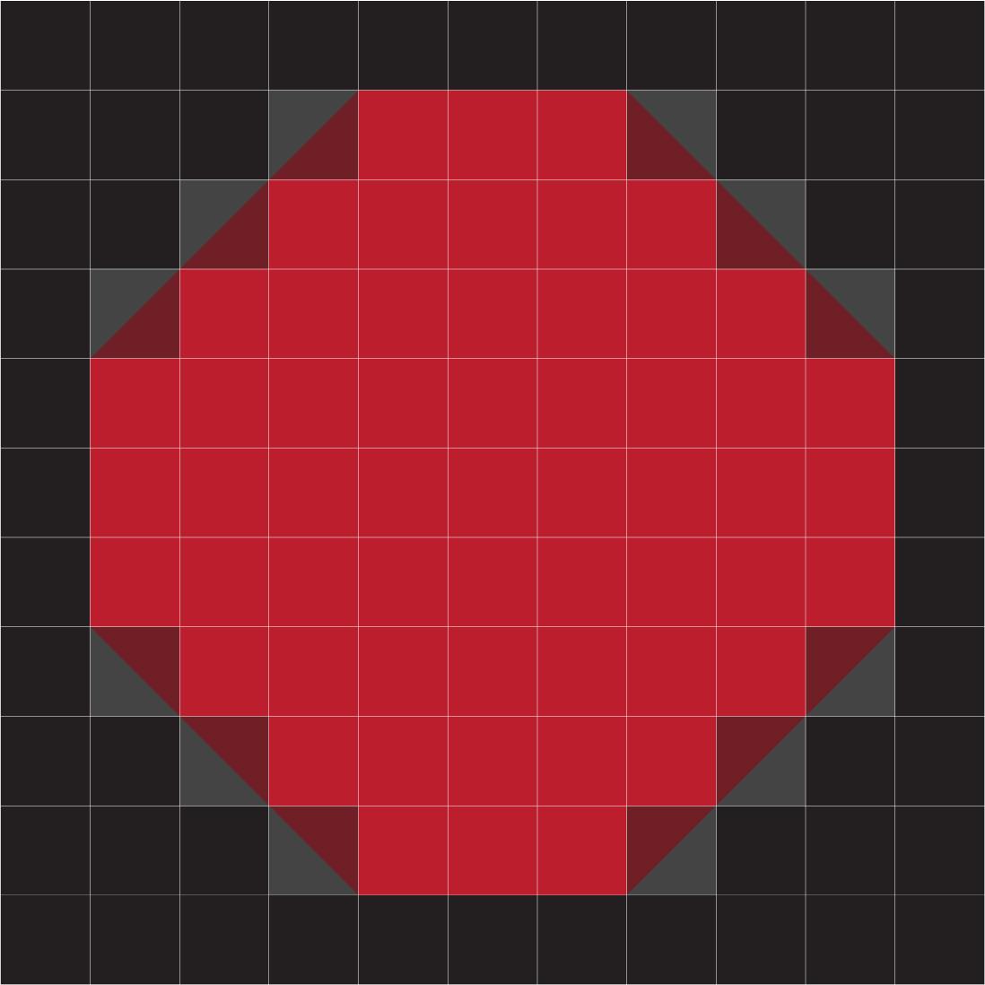 11x11 Octagon Mat