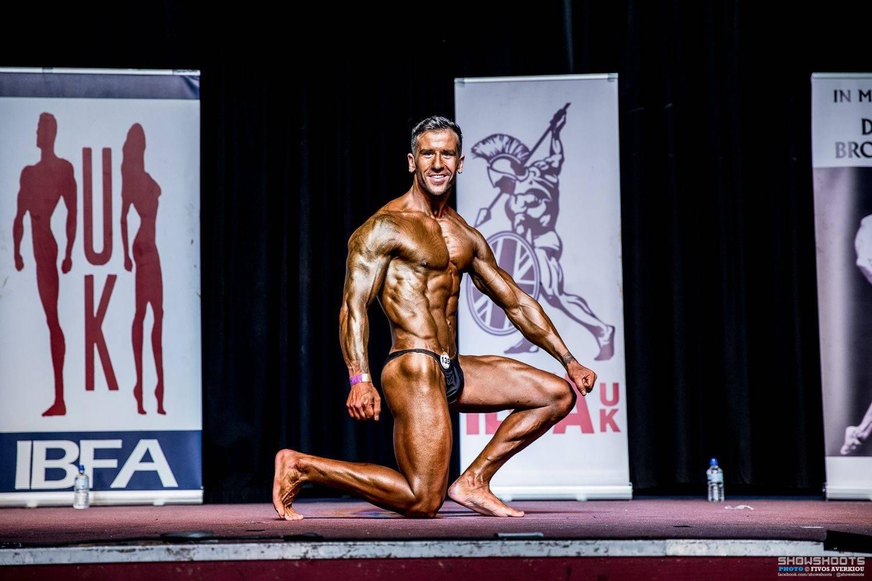 John Raynor Regional & National Bodybuilder