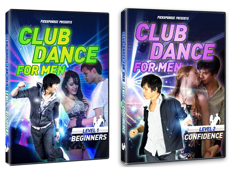 Club Dance For Men How-To Series