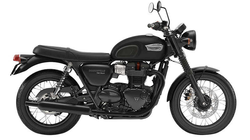 Bonneville T100 2016+ British Customs