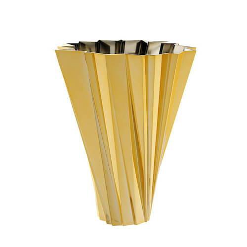 Kartell Precious Metals Shanghai Vase