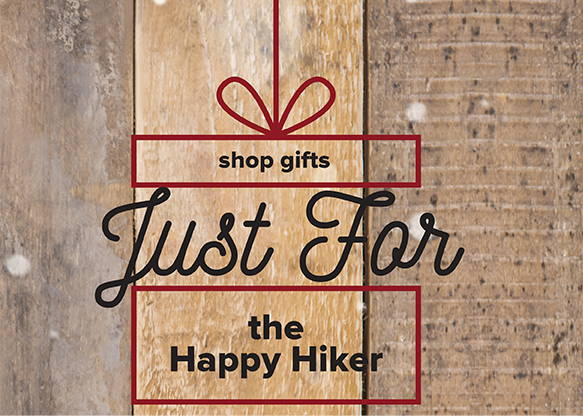 Gifts for the Happy Hiker