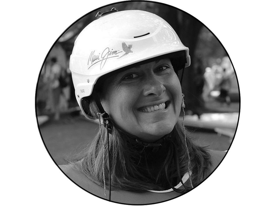elaine campbell professional kayaker and sup paddle board industry professional