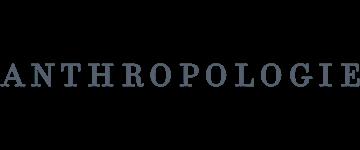 Anthropologie logo.