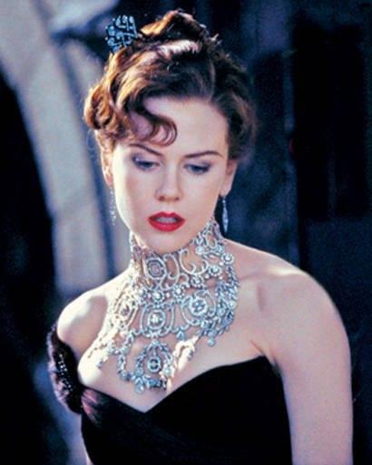 Nicole Kidman and the Stefano Canturi Diamond Necklace