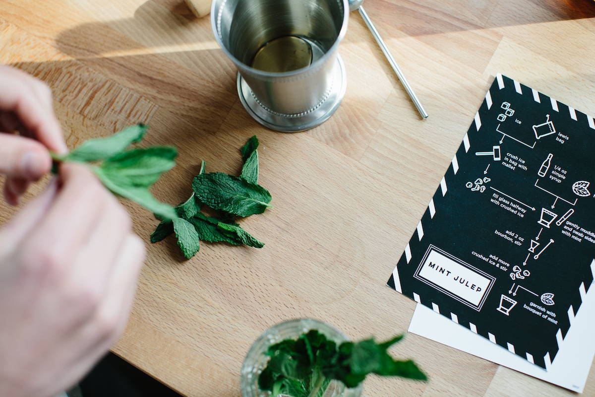 Crafted Taste Monthly Subscription Cocktail Kits