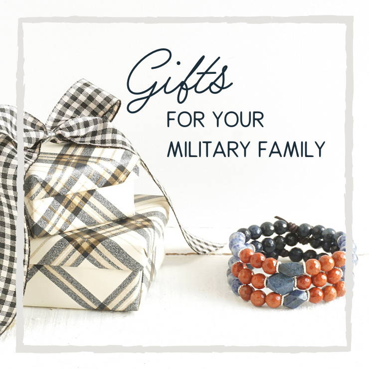 Holiday Gifts for military families