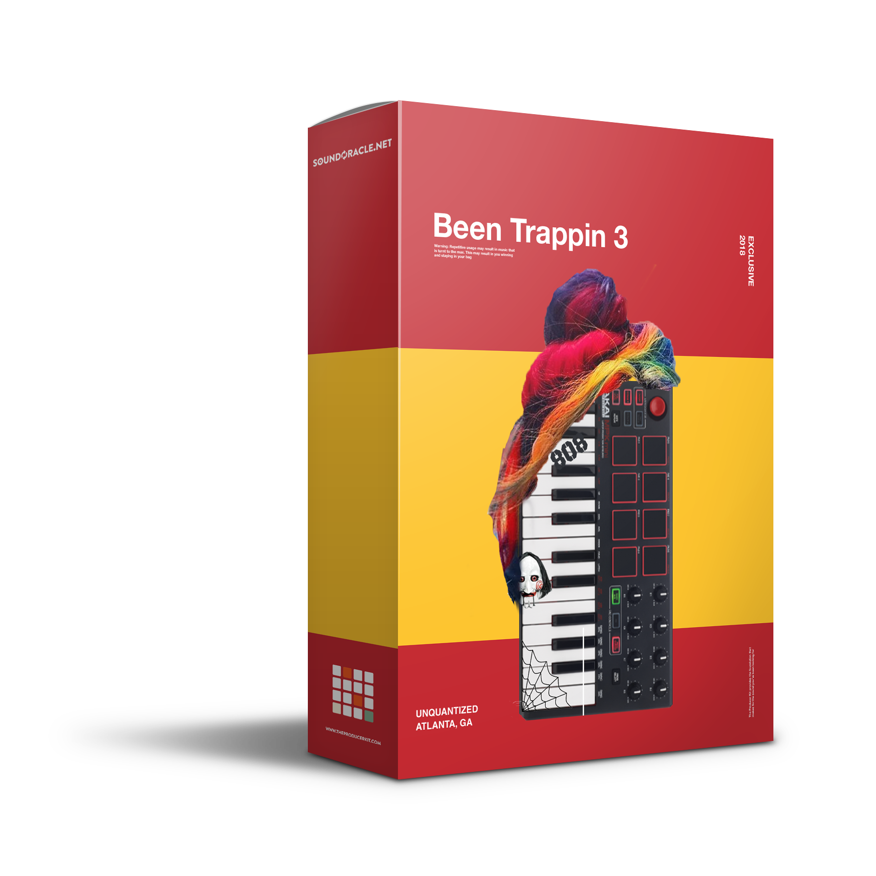 Been Trappin, Been Trappin Series, Been Trappin 3, BEEN TRAPPIN III, Trap Boomin, Trap, Trap Drums, Trap Sample Kit, Trap Sounds, Drums, 808, Perc, Percussion Loops, Modern Trap Drums, Drum Sounds, Drum Pack, Drum Kit, Loops, Melody Loops, Royalty Free, SoundOracle, Triza, The Producer Kit, Unquantized, Unquantized Podcast, Music Producers, Producers, Beats, Beatmakers, Beat Making, Sounds, Sound Kits, Sample Kit, Sound Libraries, SoundOracle Sound Kits, Ableton, Top 40, Pop, Hip Hop, Hip-Hop