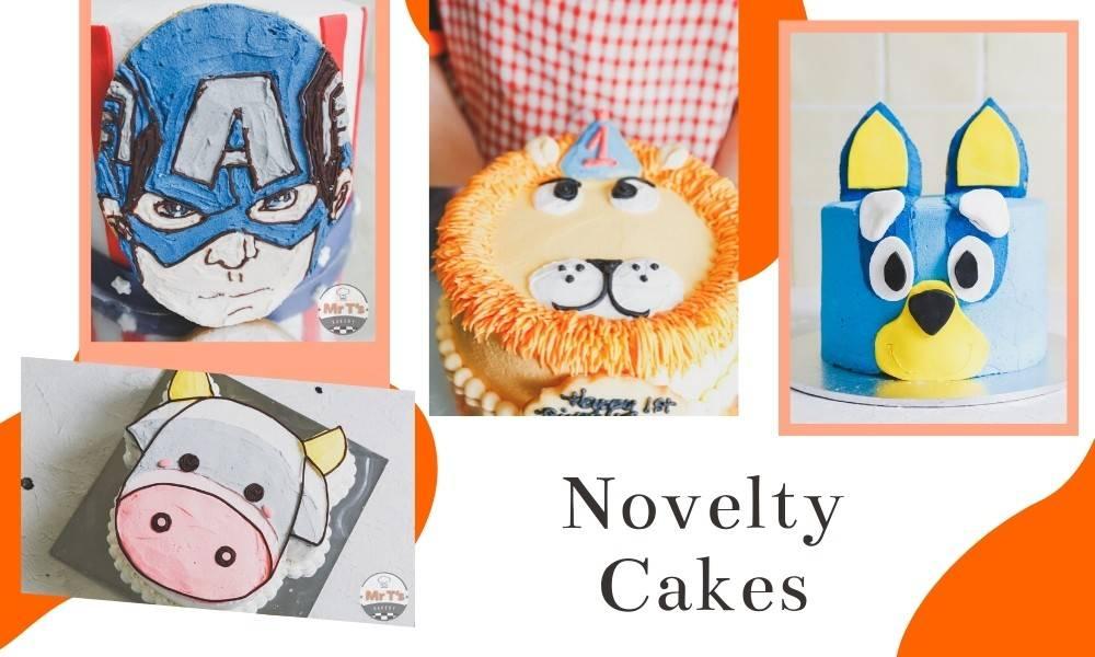 novelty kids cakes brisbane