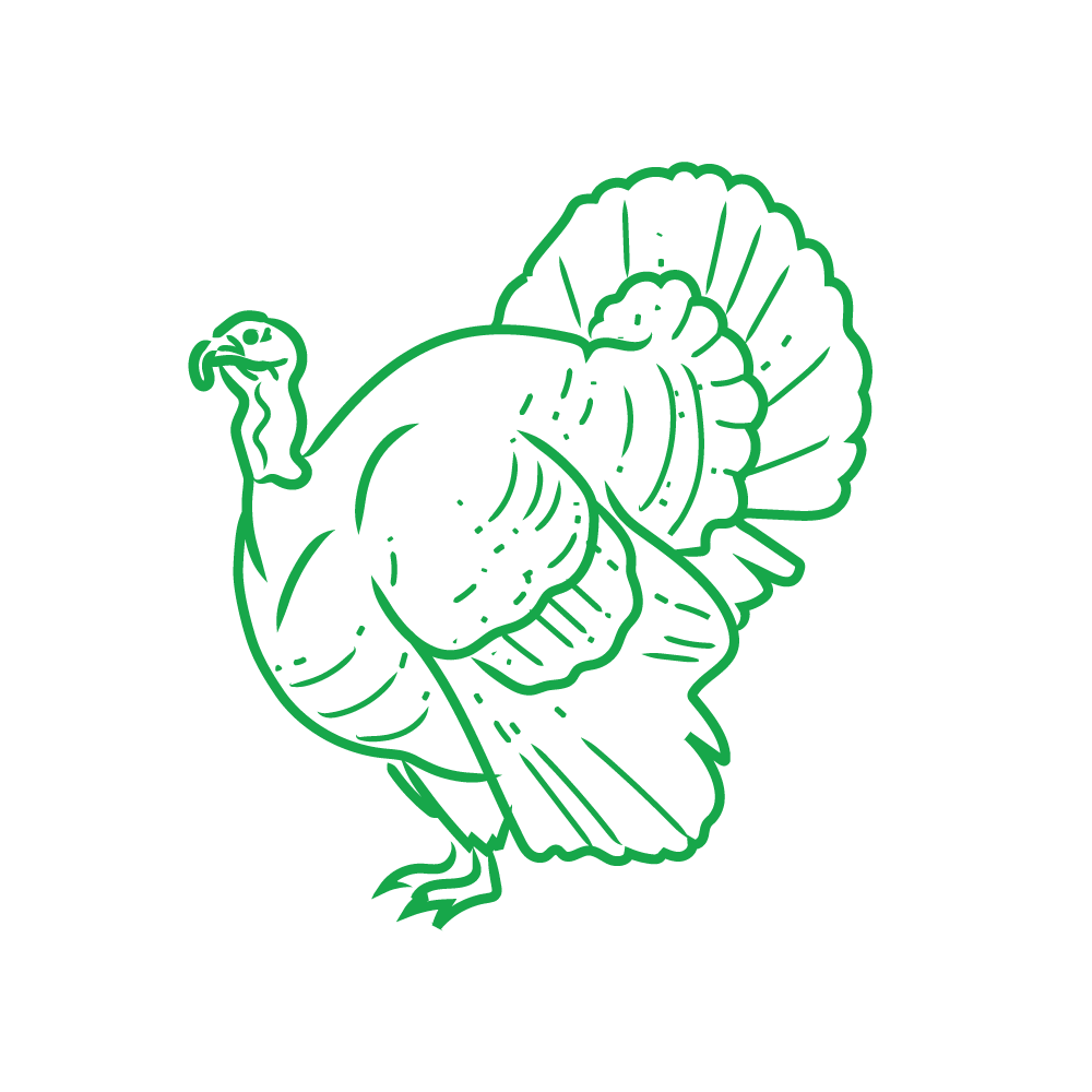 CERTIFIED HUMANE<SUP>®</SUP> TURKEY, RAISED WITHOUT ANTIBIOTICS