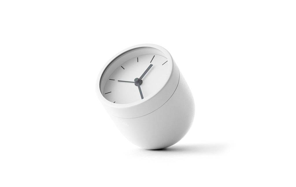 Norm Tumbler Alarm Clock