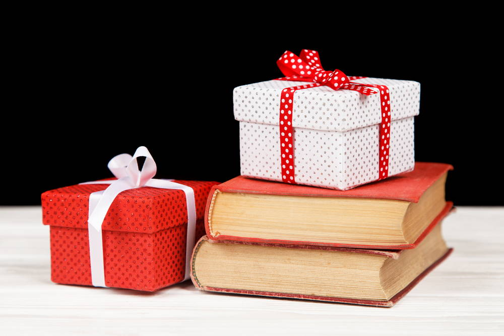 Books as presents