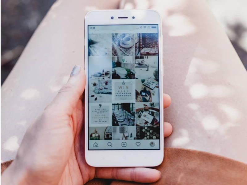 How to buy art on Instagram?