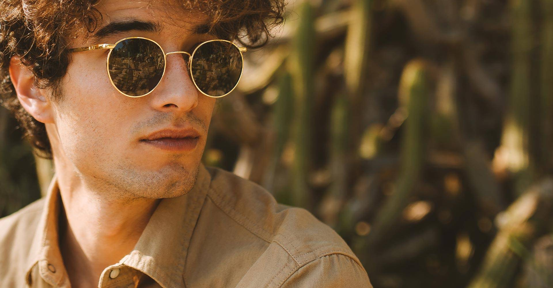 Round Sunglasses for Mens and Women - A style with heritage