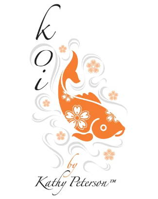 Koi Scrubs & Uniforms by Kathy Peterson are available in store