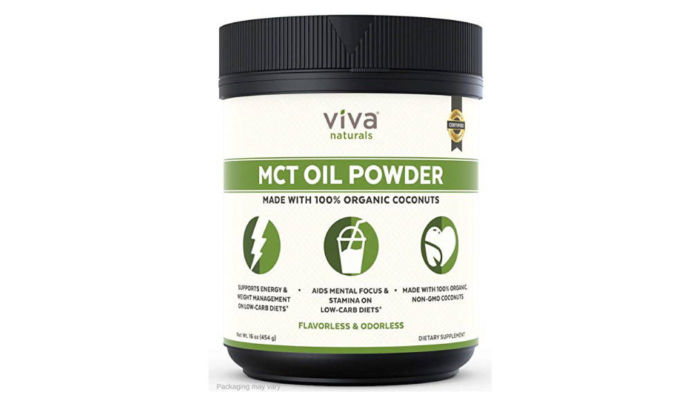 Amandean's Top Supplements 2019 - MCT Oil