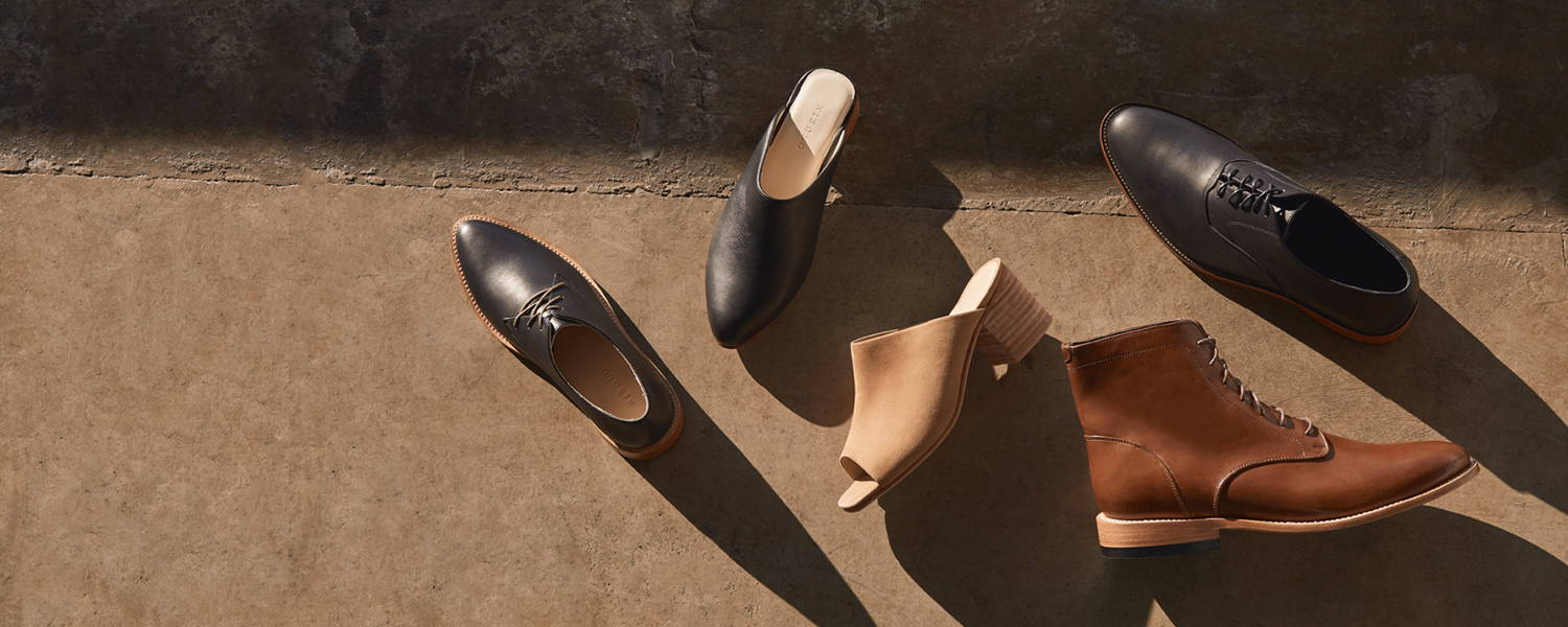 Leather Shoes & Accessories | Handcrafted and Ethically Made