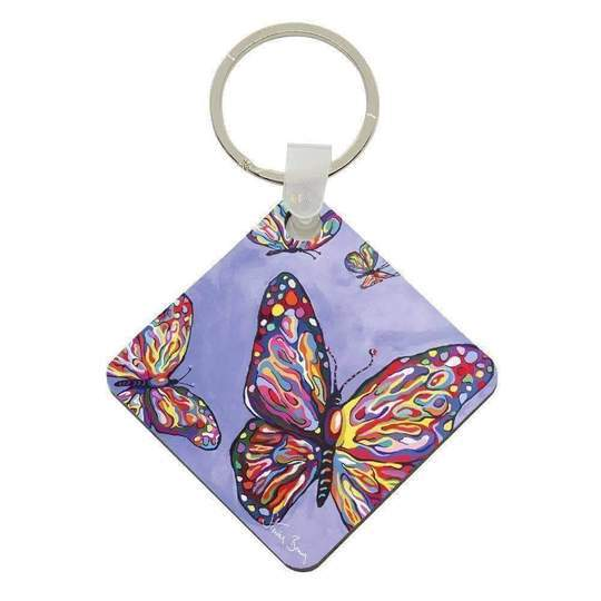 Steven Brown Keyring - Gift Collection