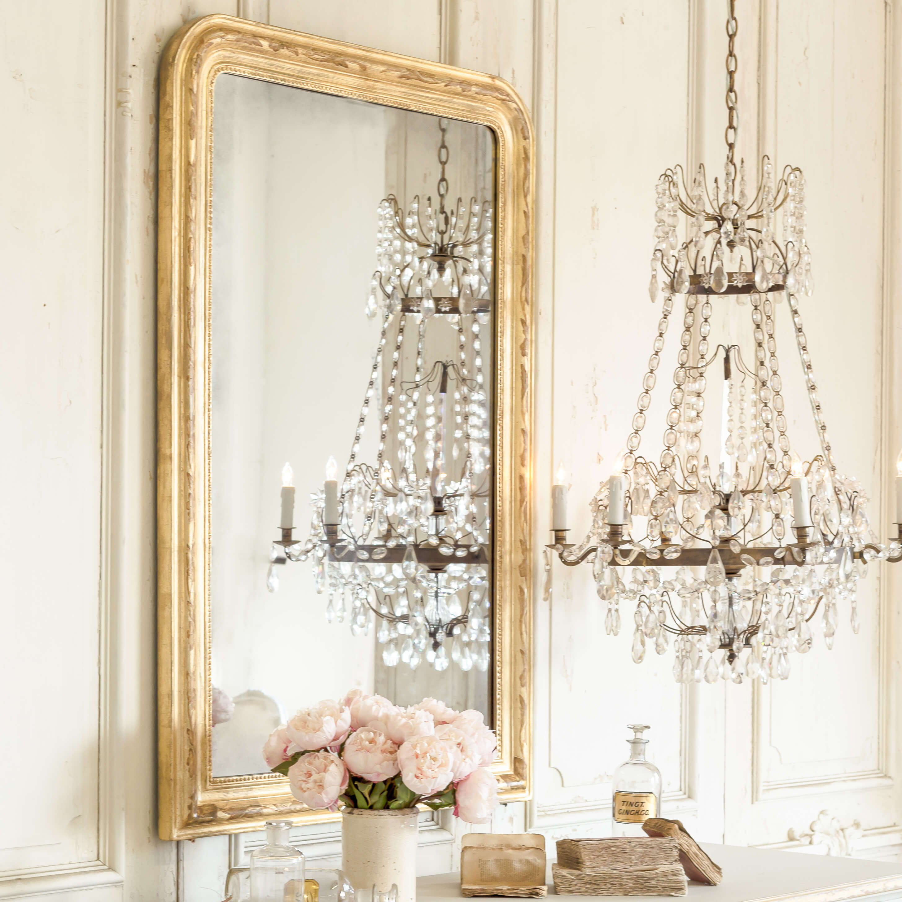 Hanging Mirrors
