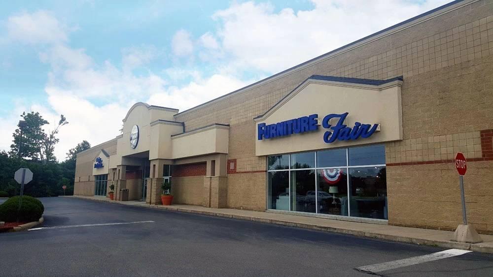 Fields Ertel Showroom - Furniture Fair - Furniture & Mattress Store