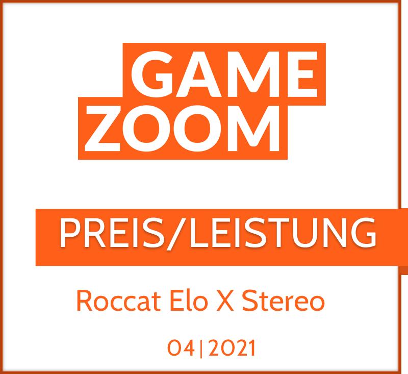 Gamezoom Preis/Leistung Awar