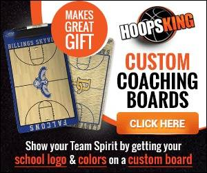 Custom Basketball Dry Erase Board