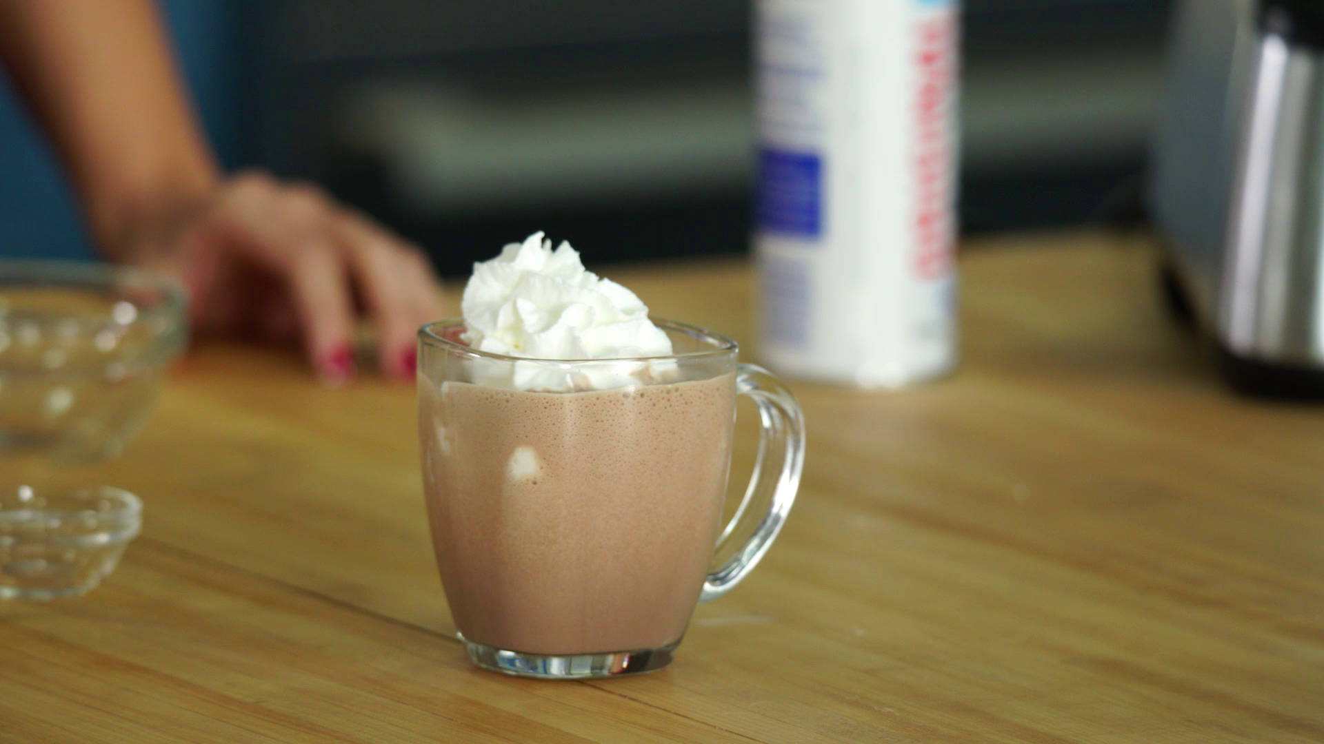 Blending 101 Hot Chocolate