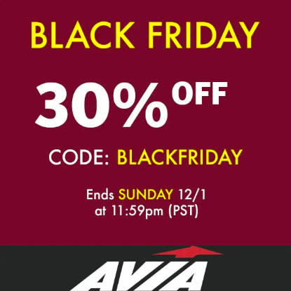 Shop Black Friday at Avia, 30% off everything: Avia Vanessa Hudgens bottoms, from leggings, pants, wide leg lounge pants, performance leggings and more! Perfect gift for family and friends for the holiday at cheap prices! Black Holiday special deals, 30% off