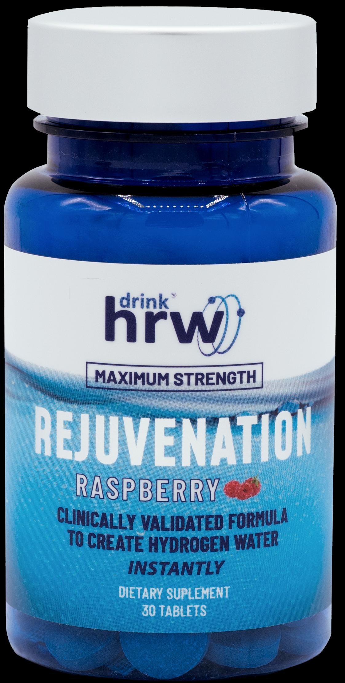 Rejuvenation Blue Raspberry