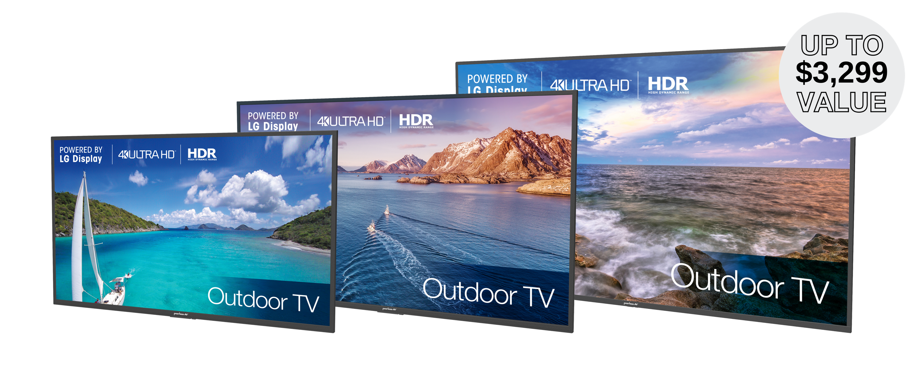 Win a Neptune Shade Series Outdoor TV