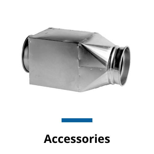 Nordfab Flanged Accessories