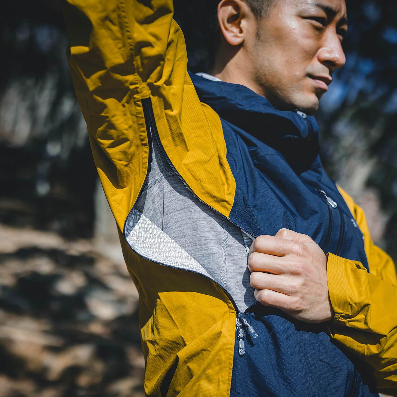 NORRONA(ノローナ)/ビティホーン ドライ1ジャケット