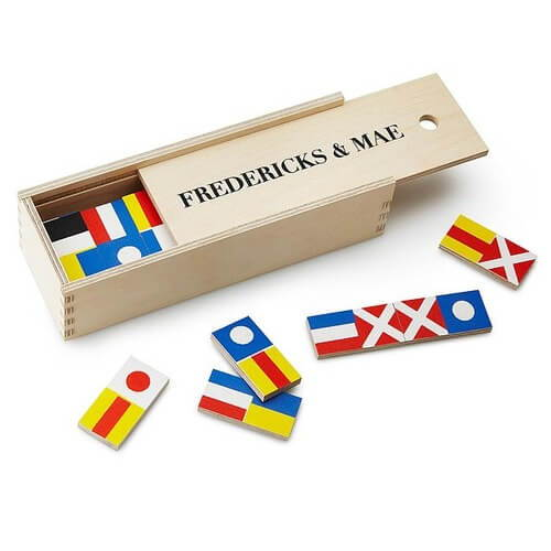 Fredericks and Mae Dominos Game Set