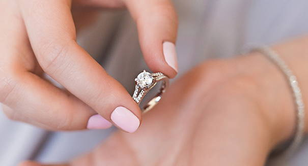 how to find a lost engagement ring