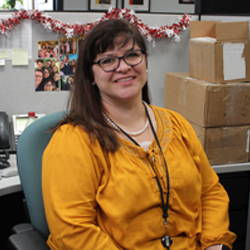Rachel Smith is the Service Support Specialist in our Parking Division