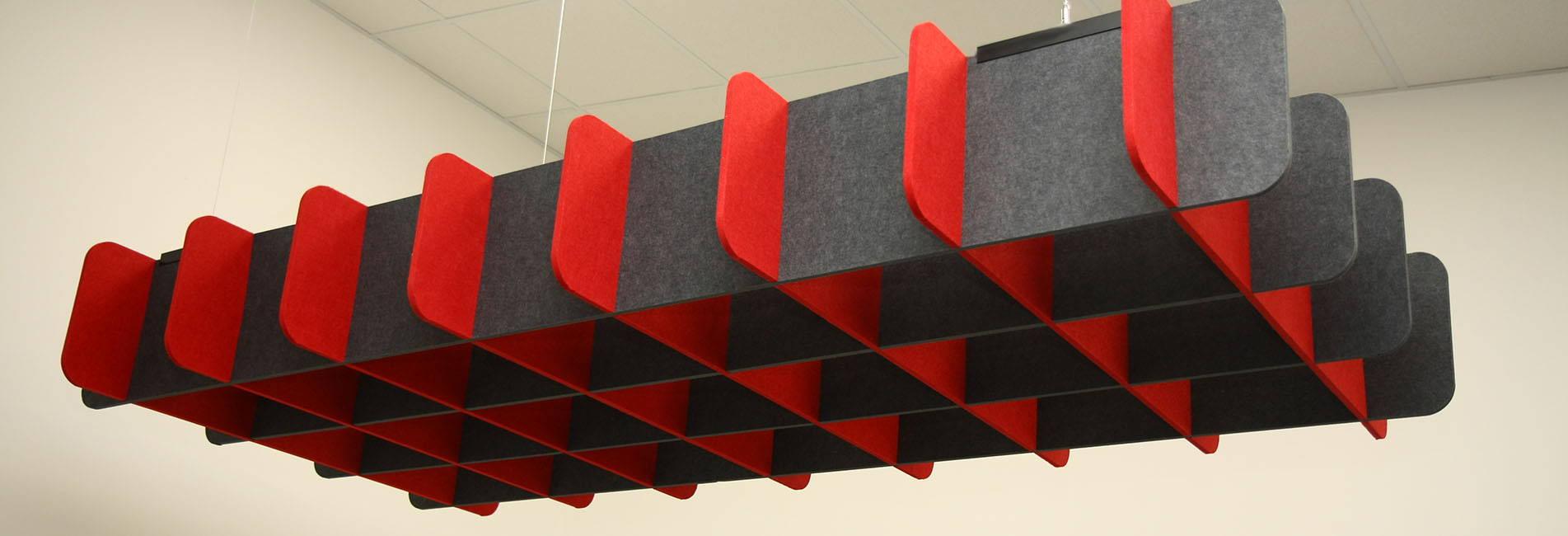 Acoustic Ceiling Lattices