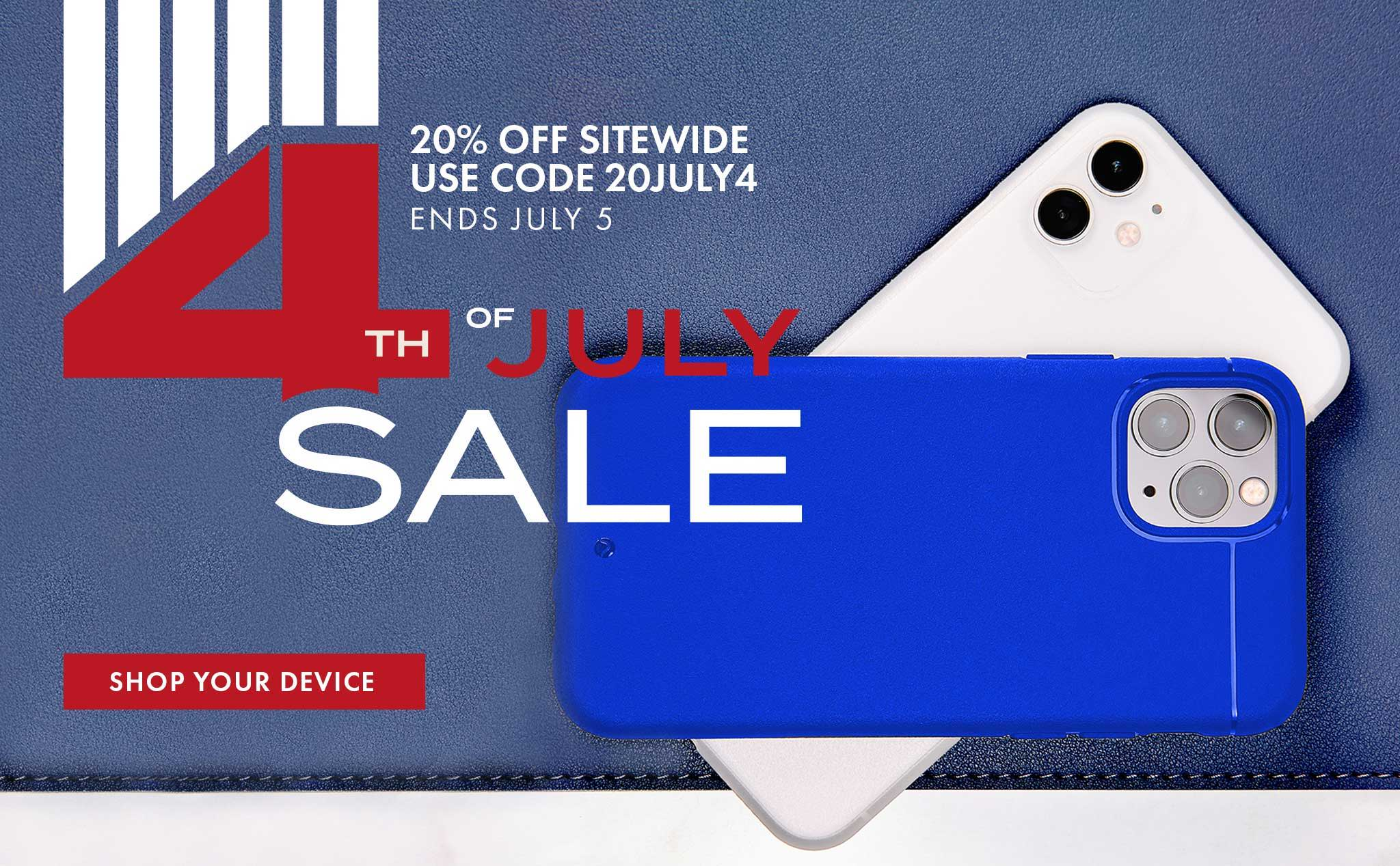 4th of July Sale!