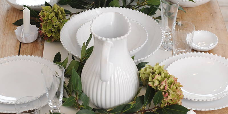 Shop the Pearl White Pitcher