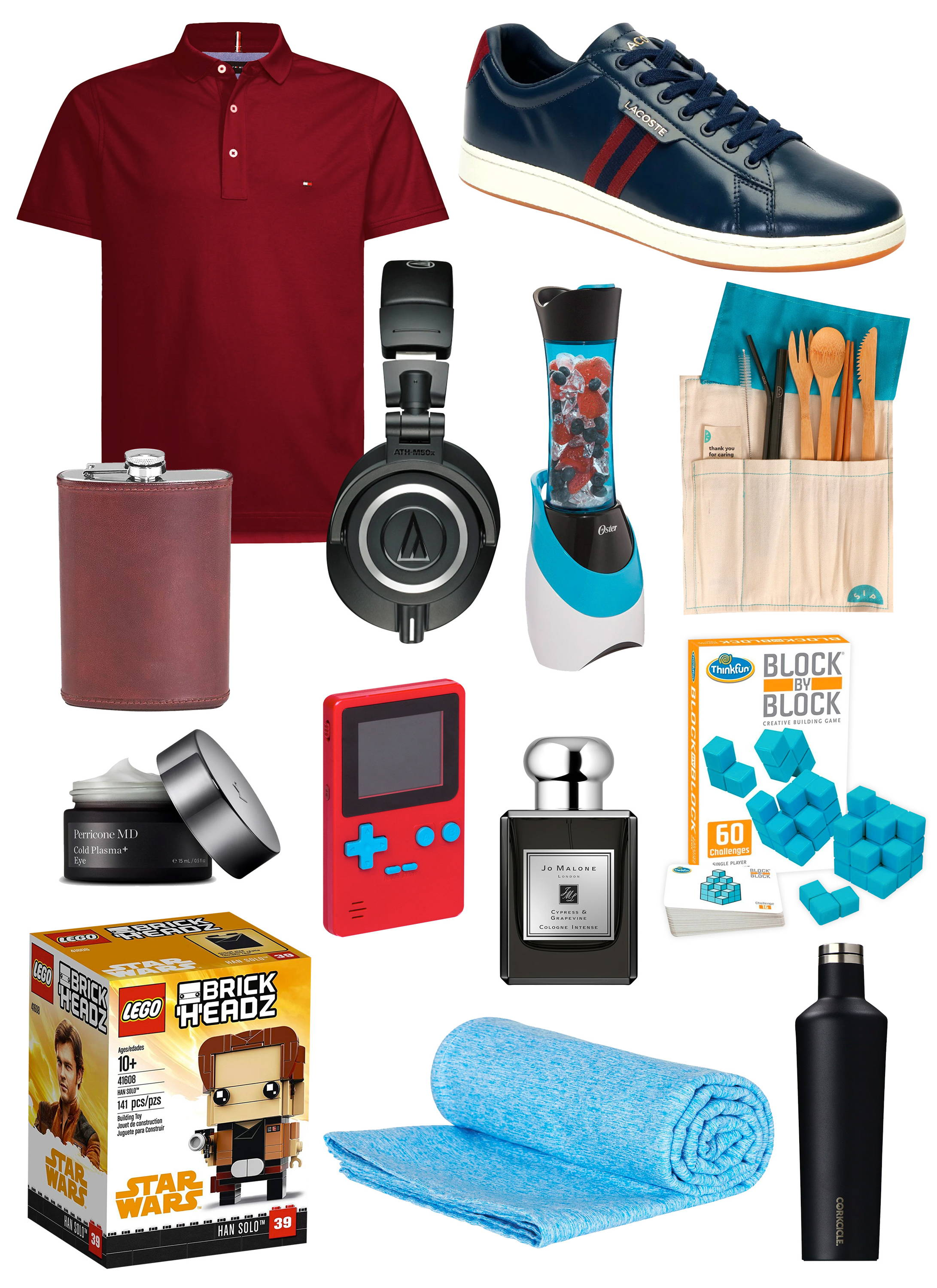 Holiday Gifts For Your Brother — Rustans.com