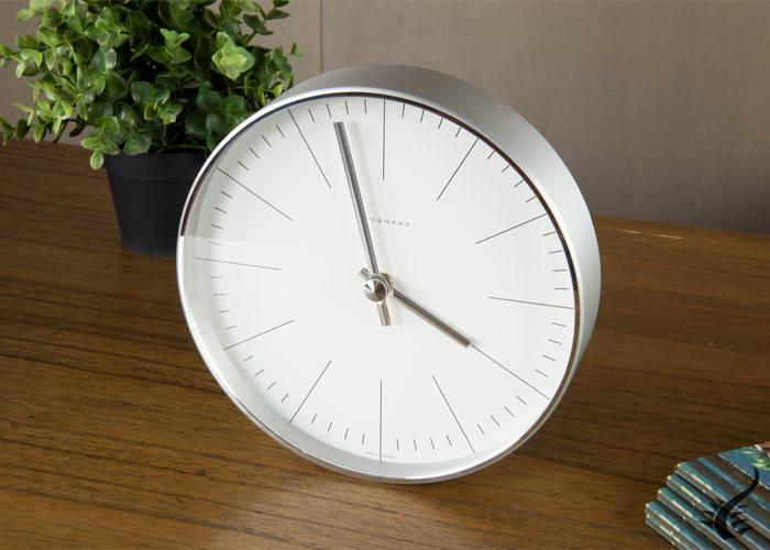 Max Bill Wall Clock RC