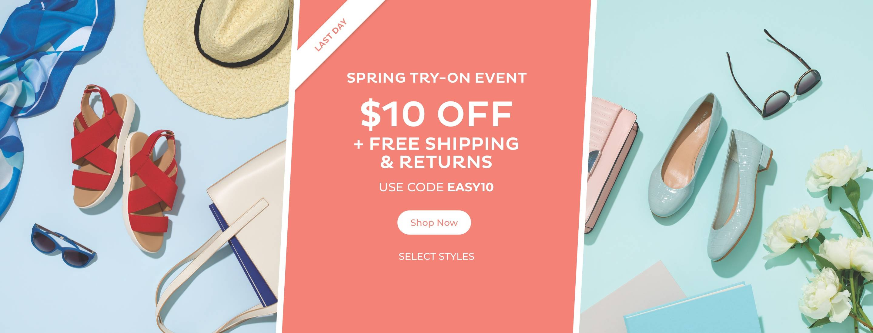 Spring Try-On Event